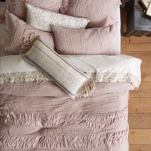 Anthropologie Toulouse King Duvet Cover